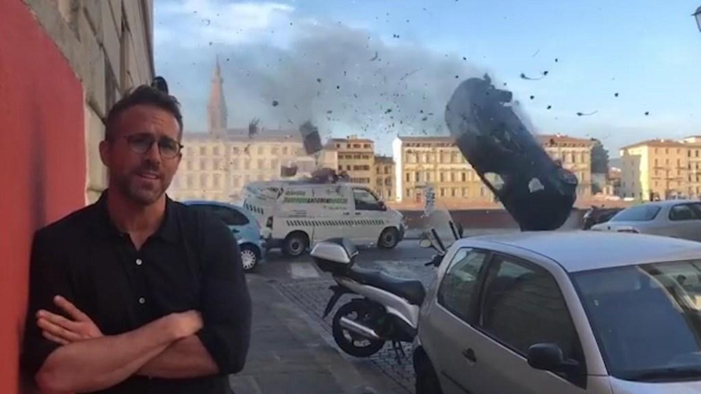 Reynolds bromea sobre la quietud durante un accidente de auto