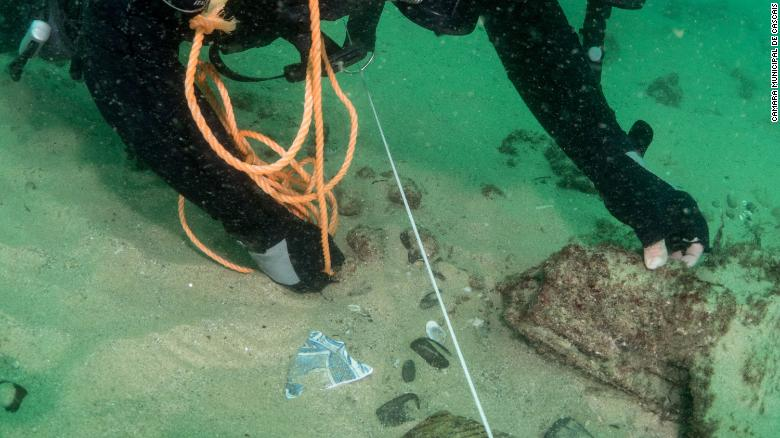 Maritime archaeologists have discovered a centuries-old shipwreck off the coast of Cascais, near the Portuguese capital Lisbon, the local mayor??s office said in a statement on Saturday. The ship, thought to have sunk between 1575 and 1625, was discovered on September 3, as part of an underwater investigation project spearheaded by the Cascais city hall, with the help from the Nova University, the Portuguese government and Navy. The shipwreck was found 40 feet (12 meters) below the surface, in an area 100 meters long and 50 meters wide.