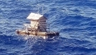 Un adolescente sobrevivió 49 días en alta mar
