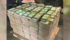 Descubren cocaína valorada en US$ 18 millones entre bananas