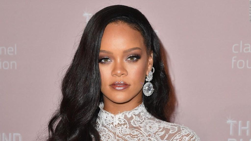 Rihanna es nombrada embajadora de Barbados