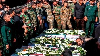 Irán señala a quienes cree responsables del ataque en Ahvaz