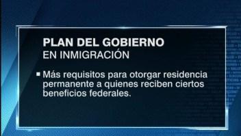 EE.UU. planea endurecer aplicaciones y ajuste de estatus de inmigrantes legales