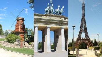 El parque en el que puedes visitar Europa en un día
