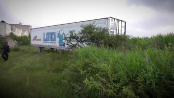 Familiares de desaparecidos piden identificar cadáveres de contenedores