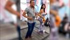 """El video viral de """"La Madame"""", la llamada proxeneta más grande de Cartagena"""