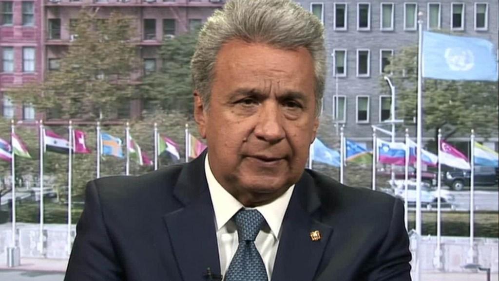 El llamado de Lenín Moreno a Nicolás Maduro