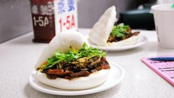 Así es el gua bao, el plato de moda