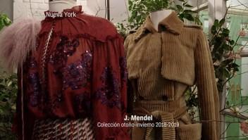 #Pasarela: J. Mendel, otoño-invierno 2018-2019