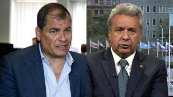 Moreno pide a Correa volver a Ecuador y demostrar su inocencia