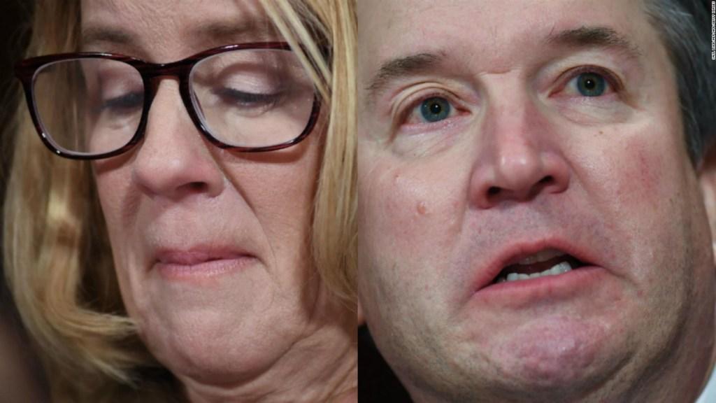 5 frases destacadas del testimonio de Christine Blasey Ford