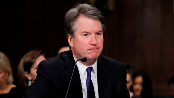 #MinutoCNN: Senado de EE.UU. vota sobre designación de Brett Kavanaugh