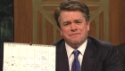 Matt Damon interpreta a Brett Kavanaugh en Saturday Night Live