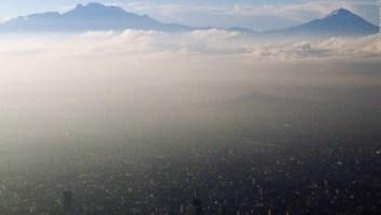 La furia del volcán Popocatépetl