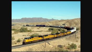 El tren bioceánico tendrá un recorrido de más de 3.800 kilómetros y unirá Brasil, Bolivia y Perú. (Crédito: Gobierno de Bolivia).