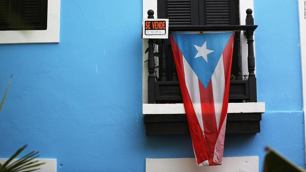 ¿Cuál es la situación económica de Puerto Rico?