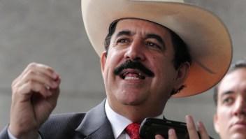 """Manuel Zelaya: """"No es una caravana...hay multi caravanas demandando empleo"""""""