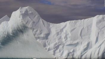 Los glaciares de la Antártida se fragmentan