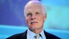 Ted Turner explica la enfermedad que padece: demencia