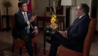 ¿Es tímido el presidente de Costa Rica?
