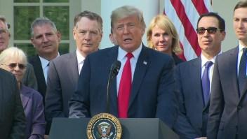 Trump: EE.UU. volverá ser una fuerza de fabricación