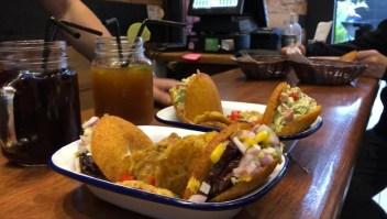 Conocé la historia del chef venezolano que cocinó arepas para el presidente Macri