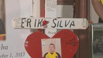 Tiroteo en Las Vegas: el tributo de una madre a su hijo