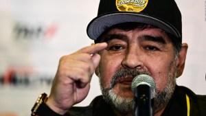 Las palabras que más usan los argentinos para definir a Maradona
