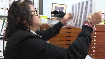 "Una fotógrafa del 68 y su invaluable ""cajita del tiempo"""