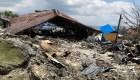 Recuperan 30 cadáveres de niños en Indonesia