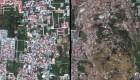 El suelo se volvió gelatina en Indonesia