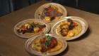 Así se ven estos tacos vegetarianos que deleitarán tu paladar