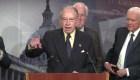 Senadores revisan informe del FBI para decidir la suerte de Kavanaugh