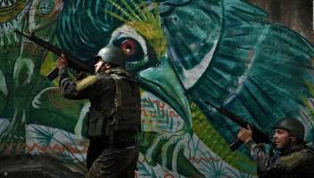La inseguridad, un tema que preocupa a los brasileños