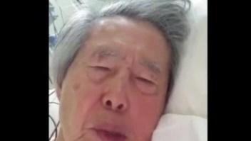 """Fujimori: """"Si regreso a prisión mi corazón no lo va a soportar"""""""