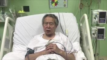 Tras las advertencias sobre el estado de salud de Fujimori, ¿Qué pasaría si falleciera en prisión?. Así lo ve la CIDH