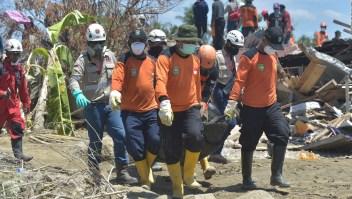 Indonesia: Disminuye la probabilidad de hallar supervivientes