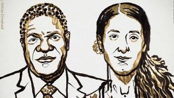 Denis Mukwege y Nadia Murad, los dos activistas contra la violencia sexual que comparten el Nobel de la Paz 2018
