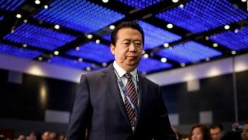 Misterio en Interpol: desaparece su presidente