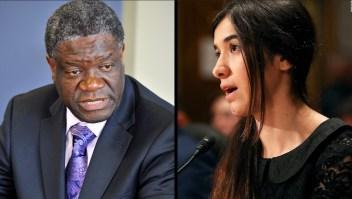 ¿Quiénes son los ganadores del Nobel de la Paz 2018?