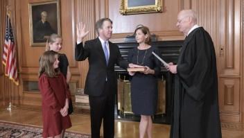 Un país dividido sobre la confirmación de Kavanaugh