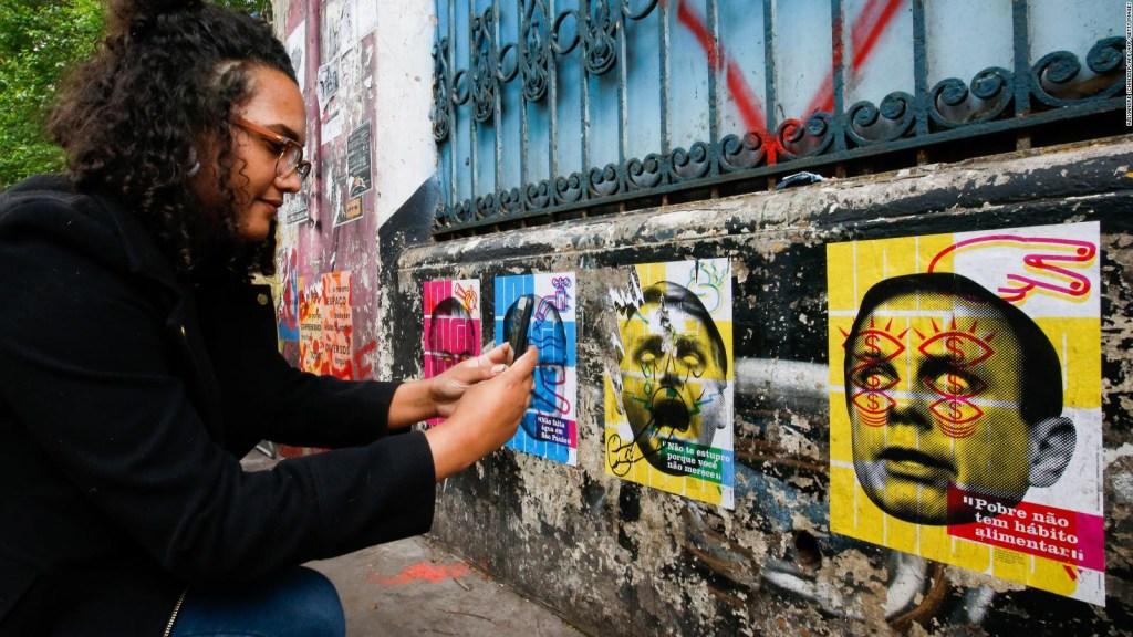 Los brasileños eligen un nuevo presidente