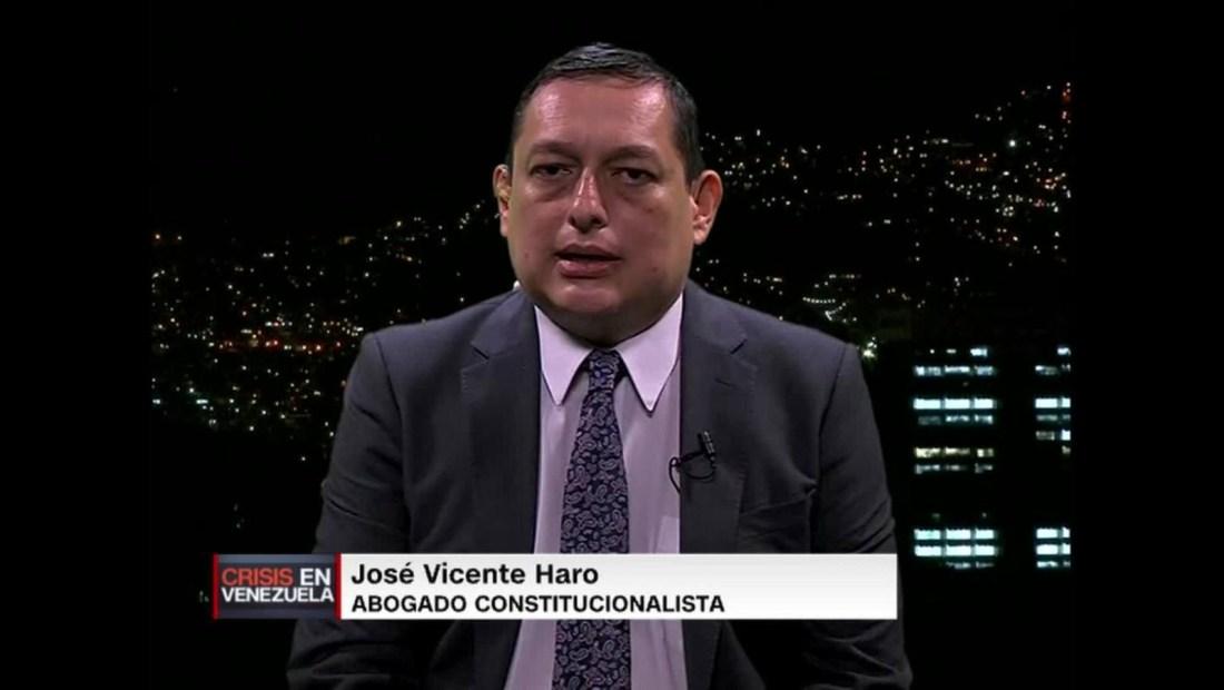 José Vicente Haro narra su secuestro a un conmovido Fernando del Rincón