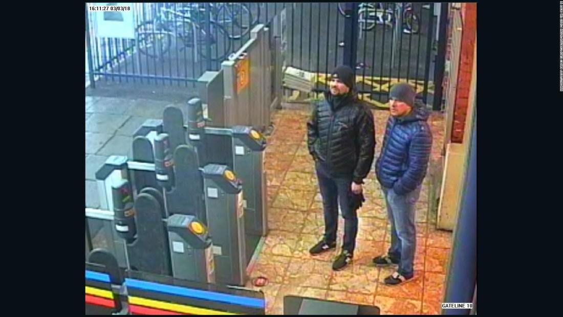 ¿Identificaron al segundo sospechoso en caso de Sergéi Skrypal?