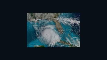 Michael podría tocar tierra como huracán categoría 3