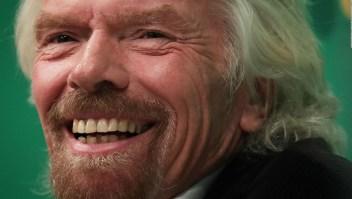 #CifraDelDía: En 2004 Richard Branson comenzó inversiones para llegar al espacio, en solo en semanas podrían estar allí