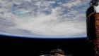 Así se ve el huracán Michael desde el espacio