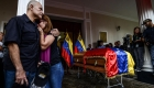 El último adiós al concejal venezolano Fernando Albán