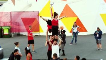 Un vistazo a la Villa Olímpica de los JJ.OO. de la Juventud
