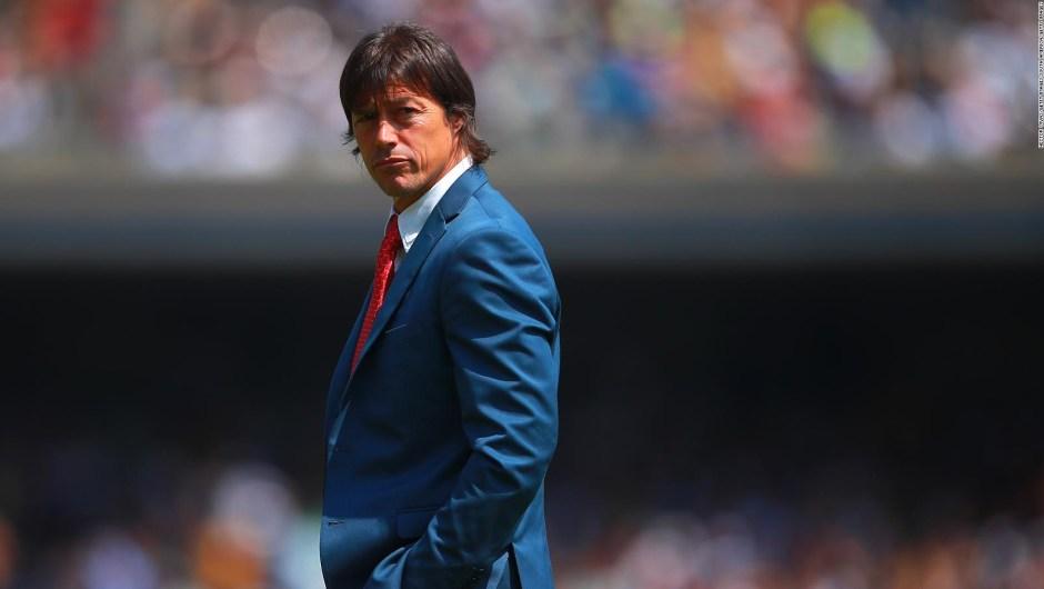 Matías Almeyda habla sobre su nuevo reto en la MLS